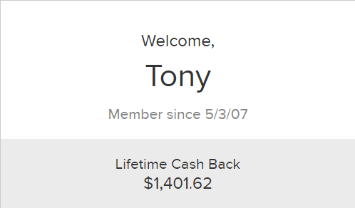 My Ebates Cash Back Bonus Updated Q2 2018