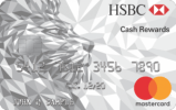 HSBC Cash Rewards Mastercard Bonus