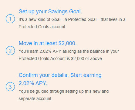 Simple Savings Offer