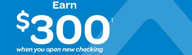 APGFCU $300 Checking Bonus