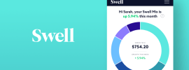 Swell Investing (Socially Responsible Robo-Advisor) Promotions: $50 Sign-Up Bonus And $300 Referral Offer