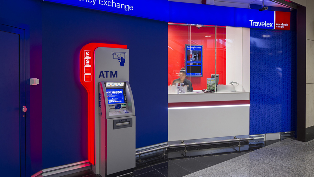 Travelex (Currency Exchange) Promotions: $60 First Order