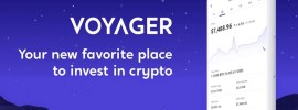 Voyager (Crypto Brokerage App) Promotions: $25 BTC Bonus Offer