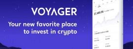 Voyager (Crypto Brokerage App) Promotions: $25 BTC Welcome Bonus