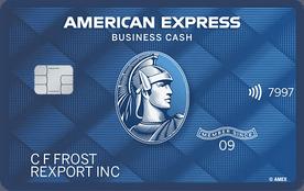 American Express® Blue Business Cash Card