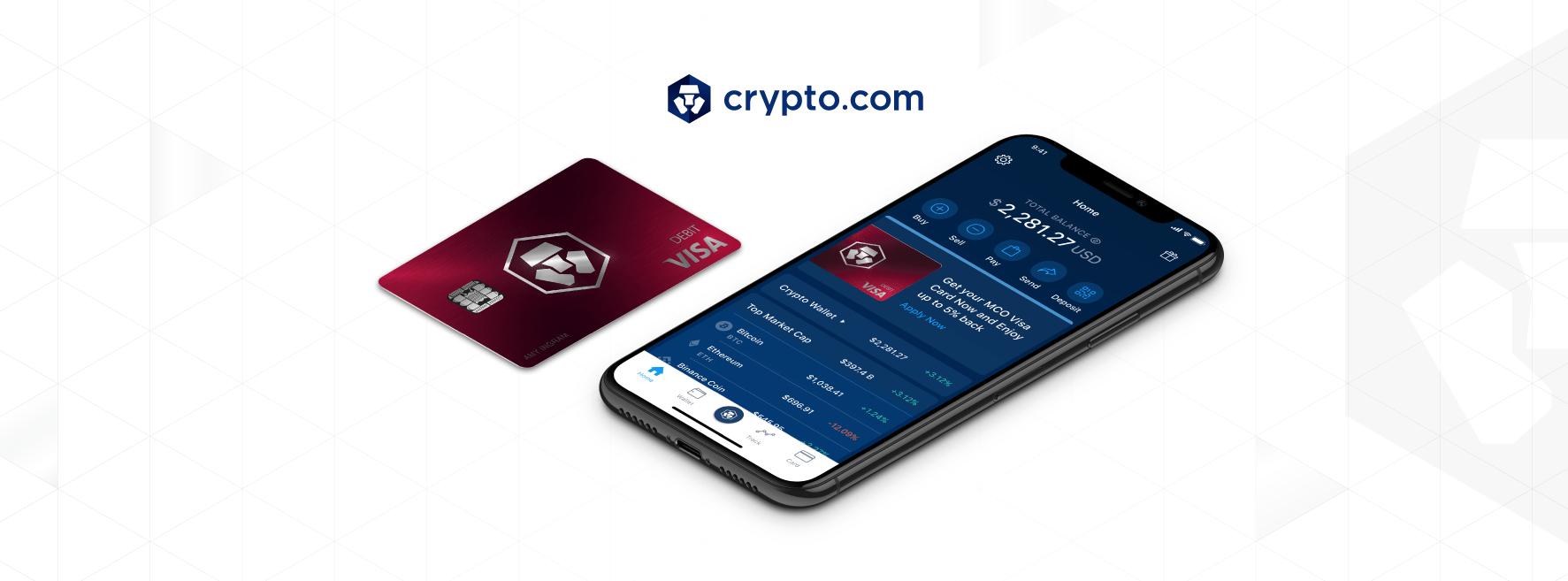 Crypto.com Offers