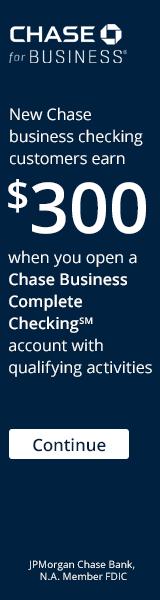 Chase Business Complete 300 Bonus