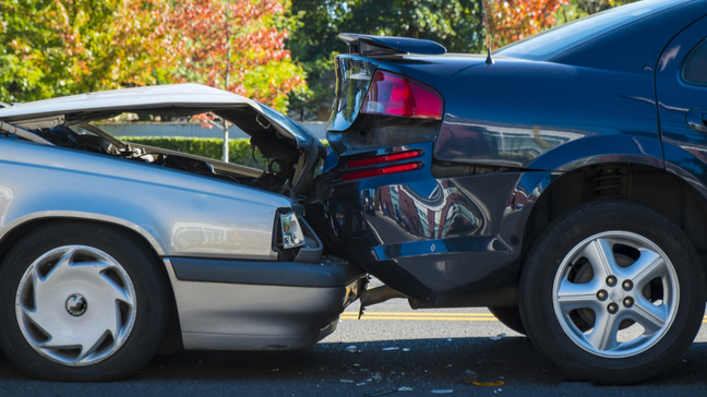 What's the harm in using compensation, and when can it cost you hundreds more after a car accident?  - What is the self-harm of use insurance?