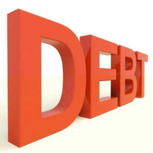 the real way to get out of debt