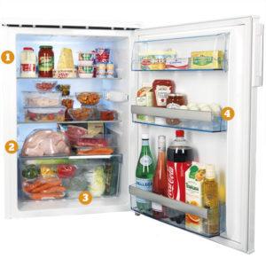 Réfrigérateurs congélateur