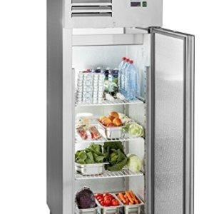 Armoire réfrigérée 1P inox ventilée GN 70 TNA - SARO