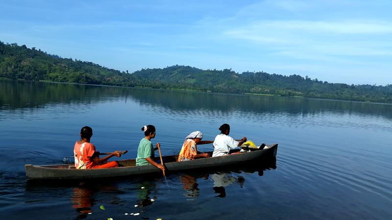 Danau Rano di KEcamatan Balaesang Timur yang merupakan sumber kehidupan bagi masyarakat setempat. Foto: Walhi Sulteng