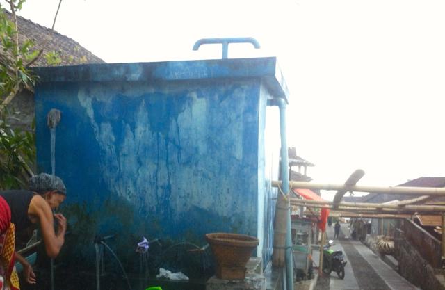 Cacingisasi Air Bersih Swakelola di Ngadirejo, Seperti Apa?