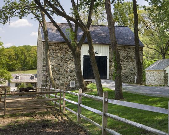 Mine Road Farm Exterior (Philadelphia)