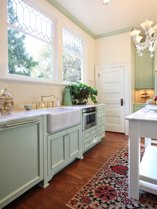1901 Kitchen Remodel (Portland)