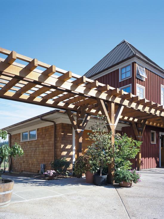 Courtyard House (Portland)