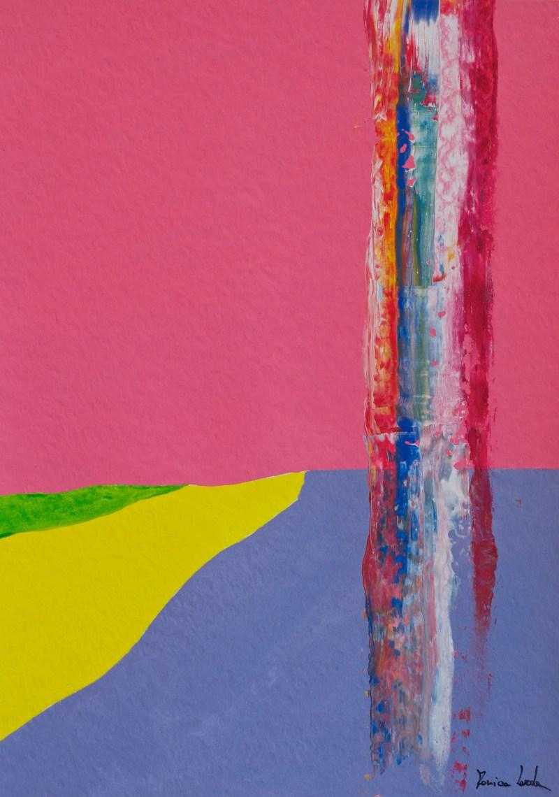 Abstract landscape | Monica Lerda | 13