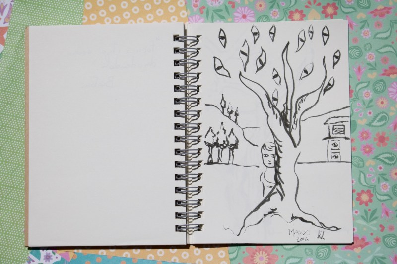Sketchbook | Monica Lerda | 10