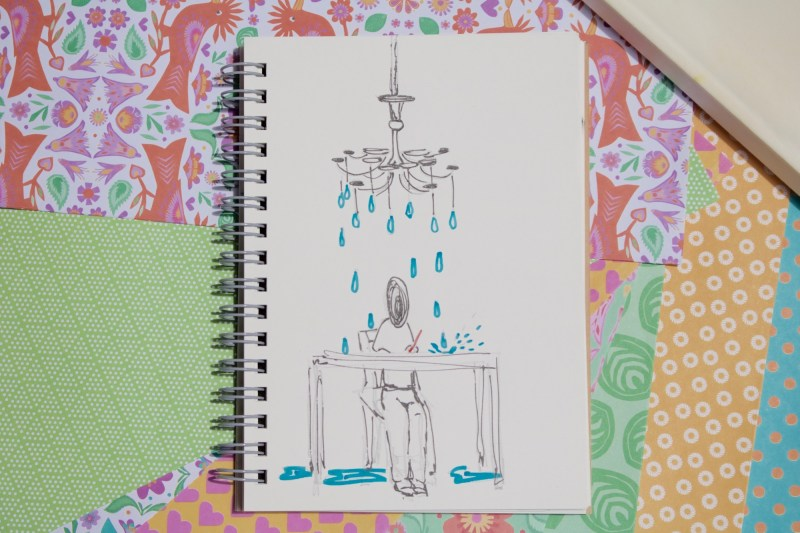 Sketchbook | Monica Lerda | 20