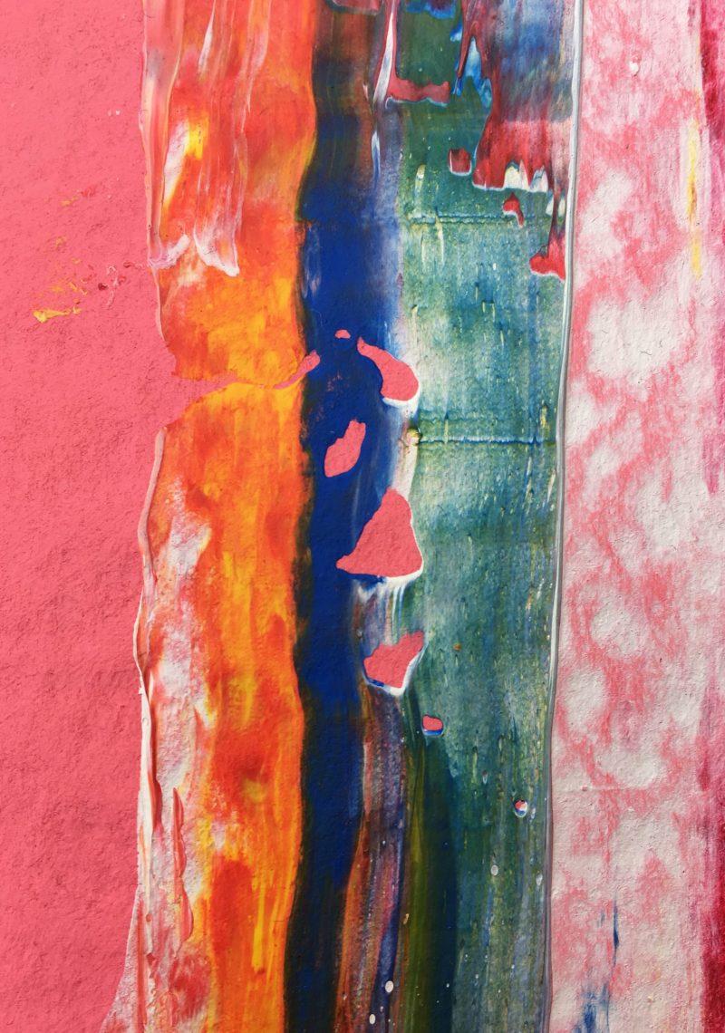 Abstract landscape | Monica Lerda | 13 detail