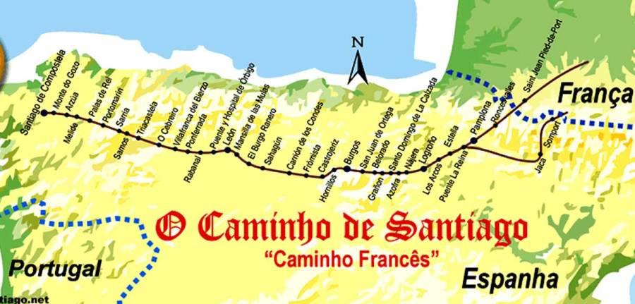 CAMINHO DE SANTIAGO