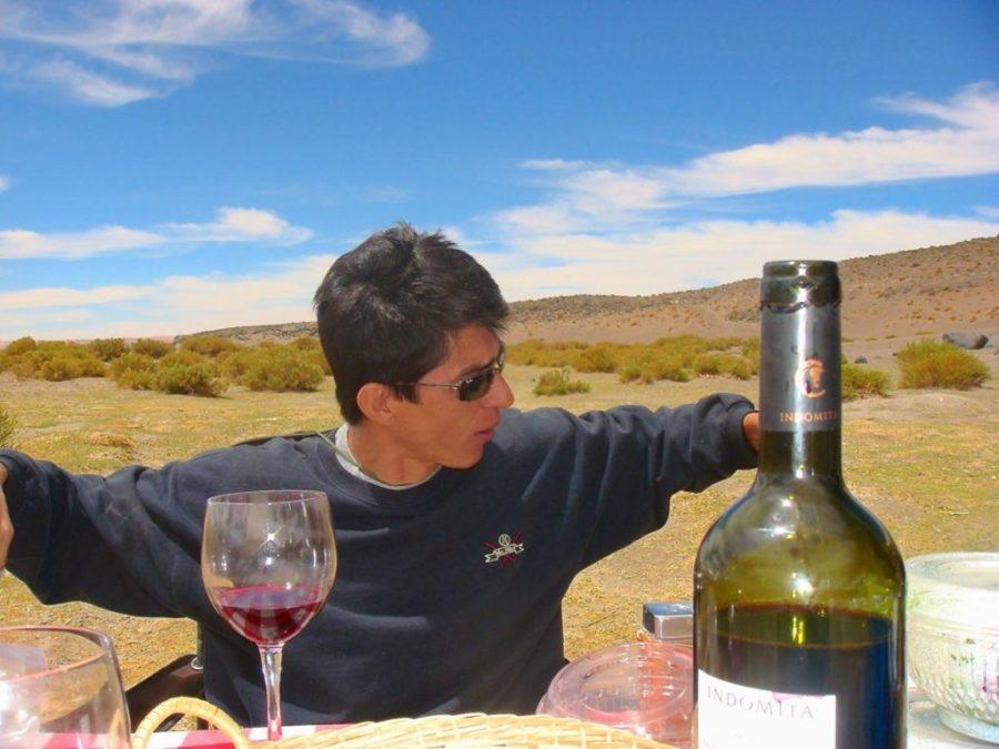 Picnic do Hotel Awasi, Deserto do Atacama