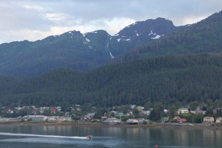 Cruzeiro no Alaska, Holland America Line