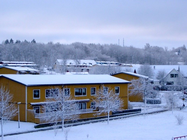 Fim de ano em Gothenburg, na Suécia. Na Suécia??!!