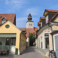 Visby, Suécia. Um mergulho no passado Viking
