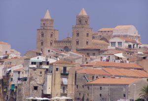 Cefalù, Sicilia, Italia