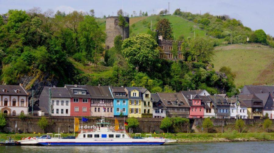 Cruzeiro nos Rios Moselle e Reno