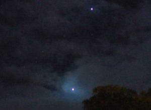 Venus e Jupiter
