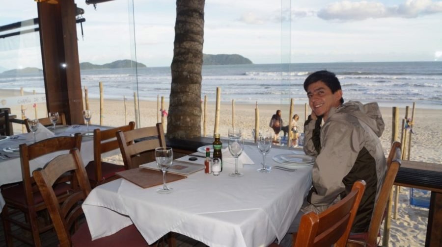 Restaurantes Chapéu de Sol e Badauê