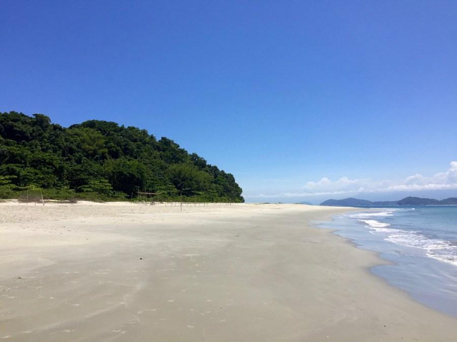 As Ilhas, litoral norte de SP