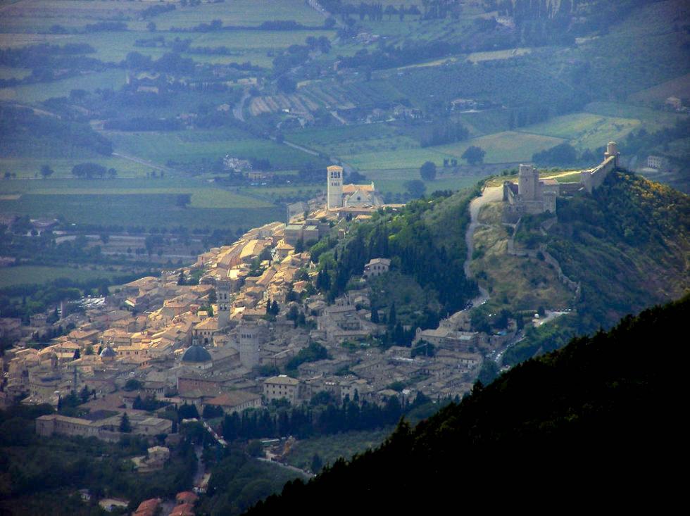 Assisi, Itália
