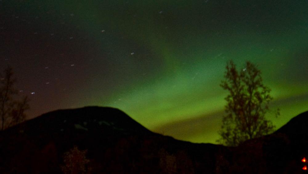 Aurora Boreal...eu vi! Um bom roteiro na Noruega para encontrá-la.
