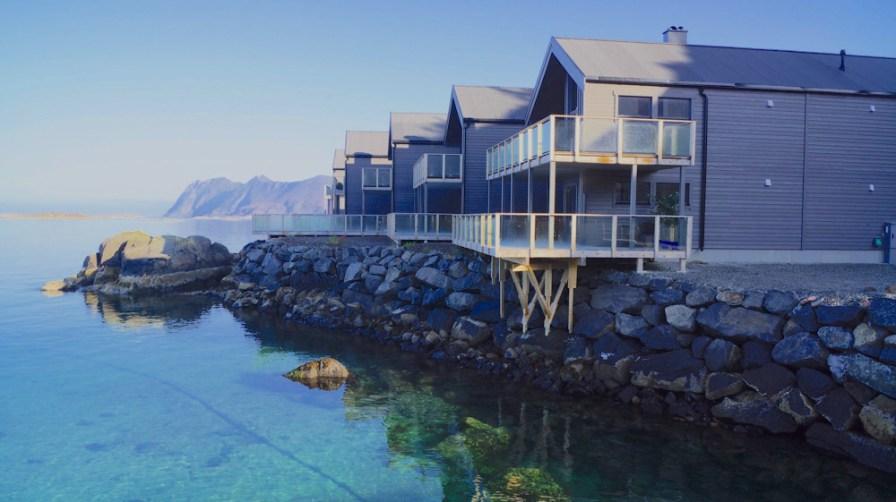 Hamn i Senja, Norway