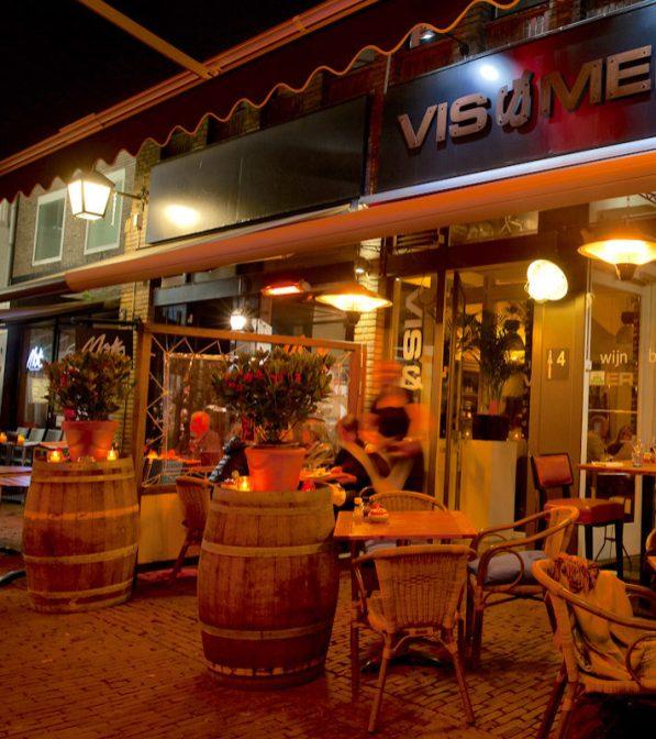 Restaurante Vis & Meer, Utrecht, Holanda