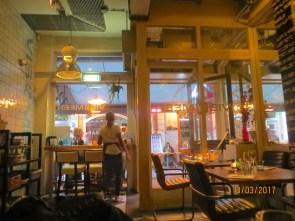 Restaurante Vis&Meer, Utrecht, Holanda