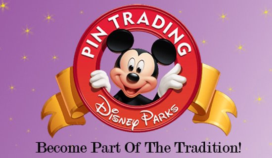 Disney Pin Trading Traditions