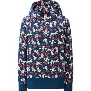 Uniqlo Minnie Mouse Colorful Pullover Hoodie