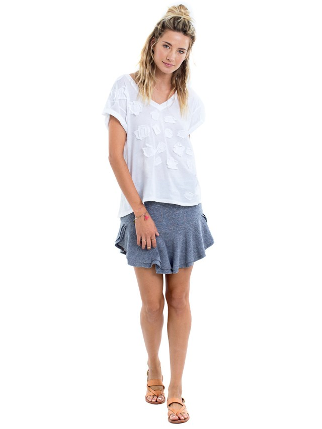 Elizabeth Tee and Wendy Skirt