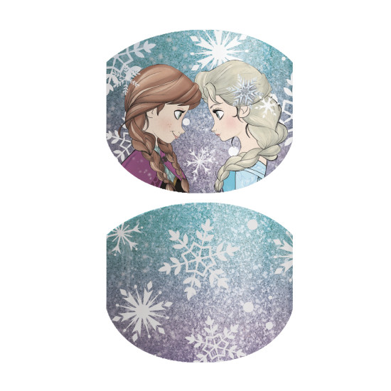 Jamberry Frozen in Time Jr
