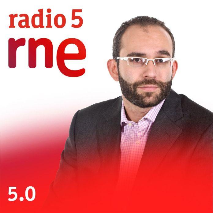 Entrevista en Radio 5: 5.0 con Manu Martín
