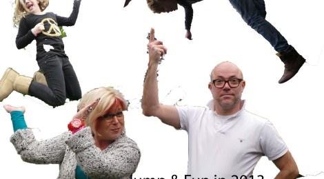 de Engelen van nummer 8 jumpen 2013 in!