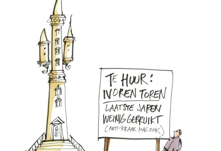 De Ivoren onderwijs Toren