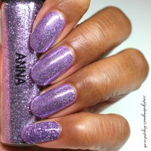 Holographic Glitters