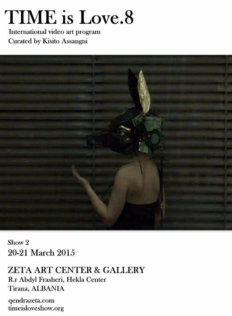 Monika K. Adler - Time is Love 8. Zeta Art Center & Gallery