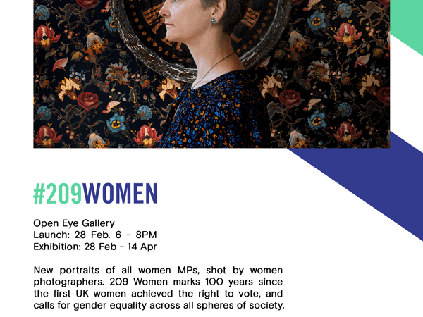 209 women – Open Eye Gallery Liverpool.