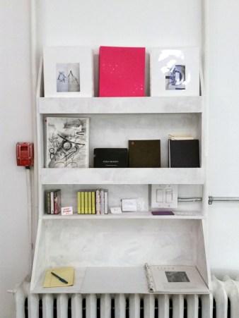 Field Book Shelf